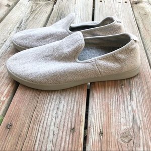 Allbirds Gray Wool Lounger Size 10